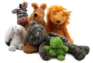 read to stuffed animals