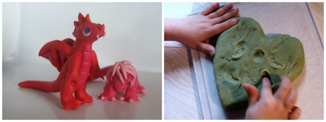 clay & play dough