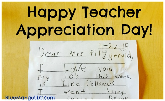 Happy teacher appreciation day contact sciox Images